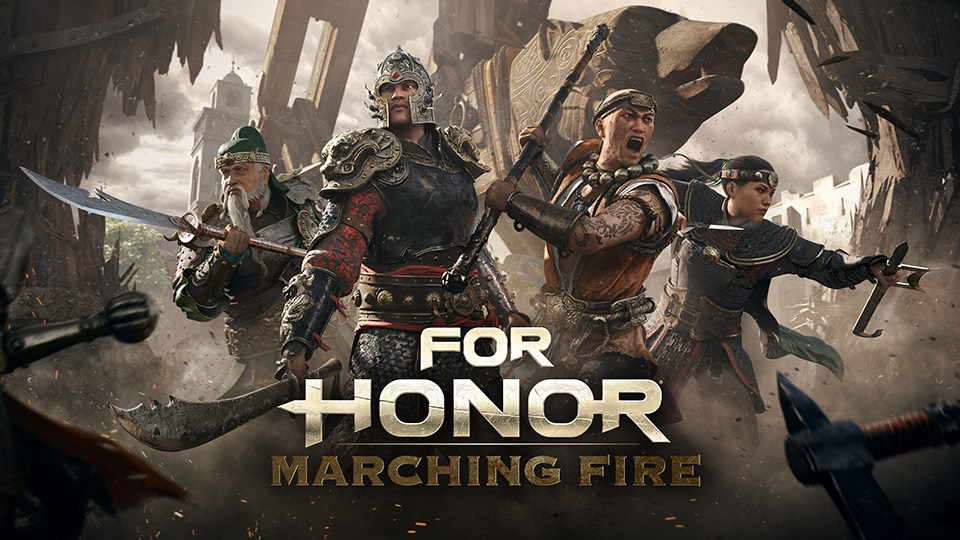 For Honor Marching Fire – Open Beta Eindruck