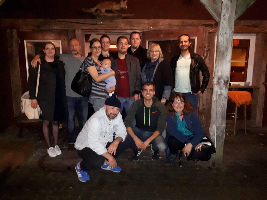CL Treffen im September 2019 in Goslar